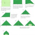 Origami tent instructions