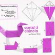 Origami très facile animaux