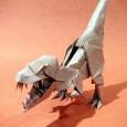 Origami trex