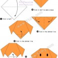 Origami with instructions