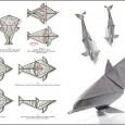 Origamie dauphin