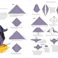 Paper origami instructions