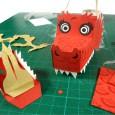Papier dragon