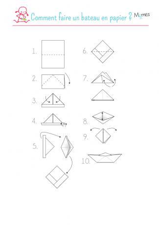 papier origami a4