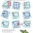 Peace dove origami