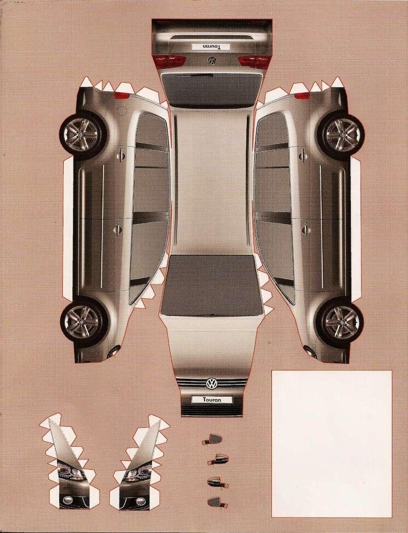 pliage papier voiture