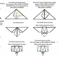 Pterodactyl origami