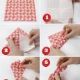 Pyssel origami