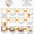 Saliere origami