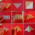 Sapin en origami youtube