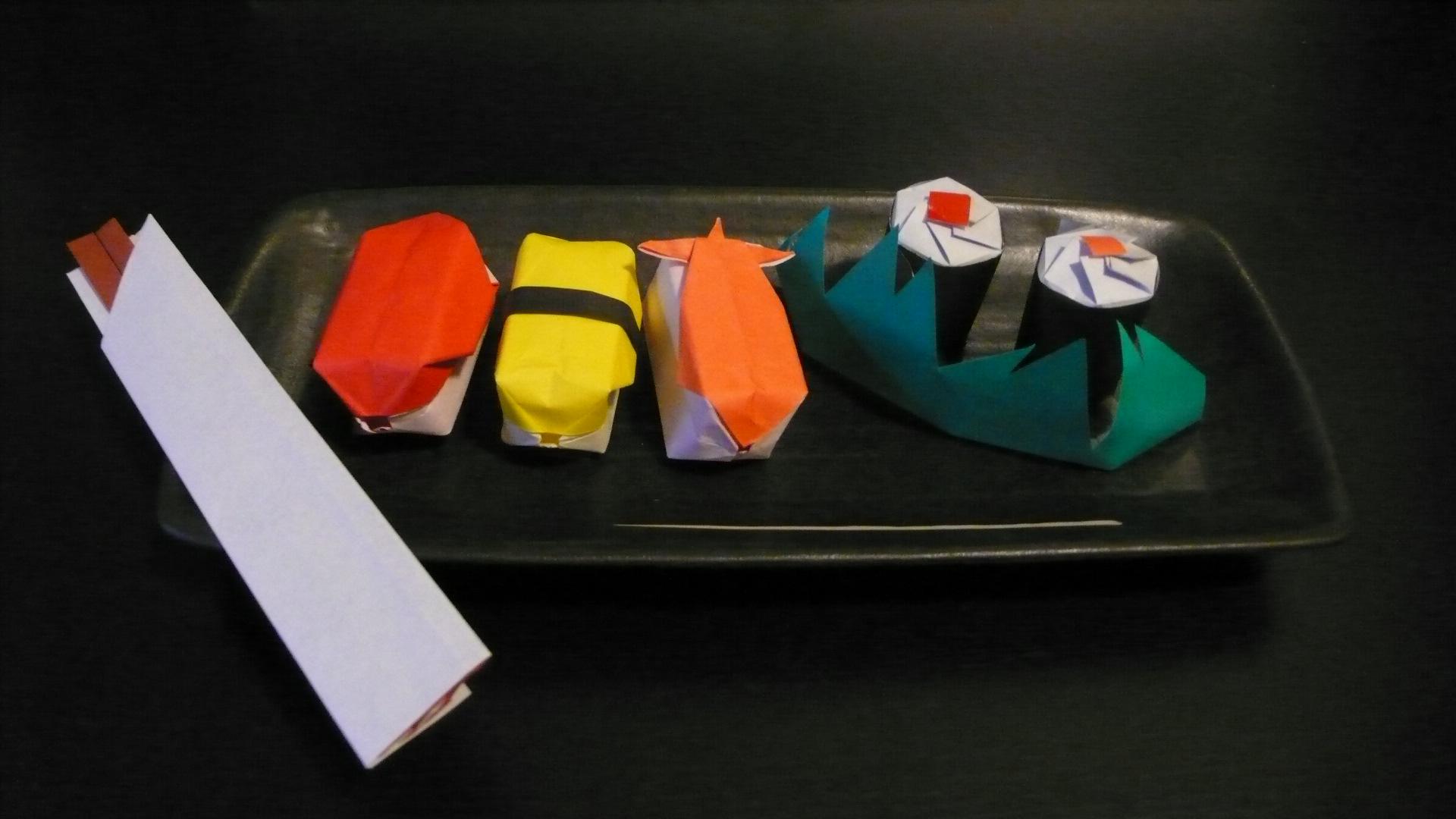 Суши оригами сайт ульяновск