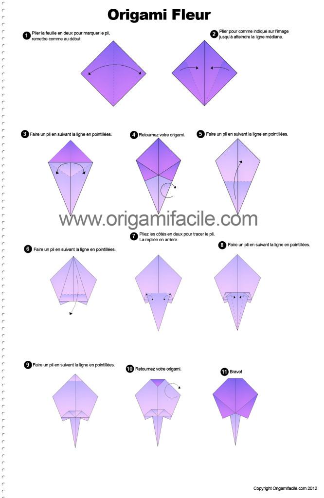 Ok google схемы оригами