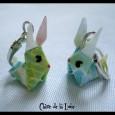 Tuto bijoux origami