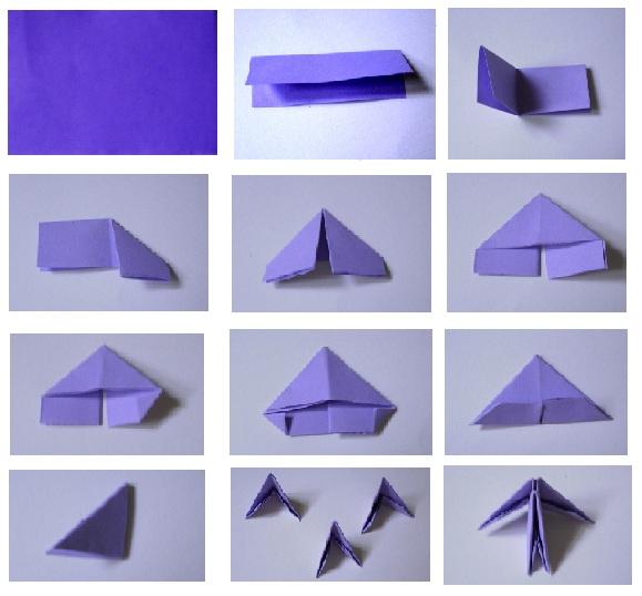 tuto origami 3d en francais