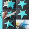Tuto origami etoile 3d
