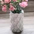 Vase en papier origami