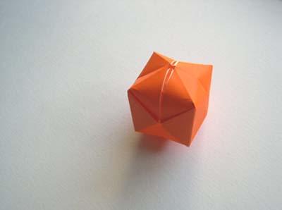 water balloon origami
