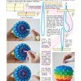 Origami magic ball easy
